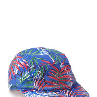 Tropical Five-Panel Hat