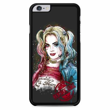 Suicide Girl Harley Quinn iPhone 6 Plus / 6s Plus Case