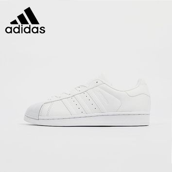 PEAPON ADIDAS Original  New Arrival Womens Superstar  Skateboarding Shoes  Footwear Super Light Light Leisure For Women#BB0683