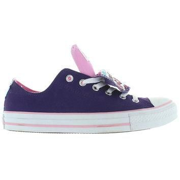 Converse All-Star Chuck Taylor 2X Tongue - Grape/Lady Pink Canvas Double Tongue Low To