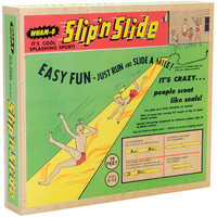 RETRO SLIP 'N SLIDE