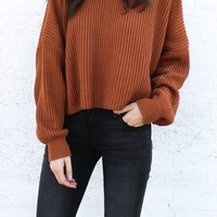 The Cooper Sweater