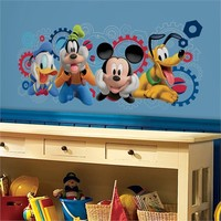Mickey Mouse Clubhouse Capers Giant Wall Decals