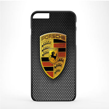 Simple porsche logo Iphone 6 Plus | 6s Plus Case