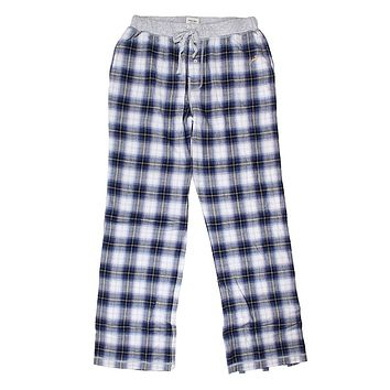 Shadow Plaid Flannel Pant in Blue by True Grit - FINAL SALE