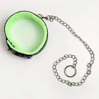 Gift Jewelry Stylish New Arrival Shiny Sex Toy Chain Dogs Toy Necklace [6628141059]