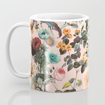 EXOTIC GARDEN XVIII Coffee Mug by burcukorkmazyurek