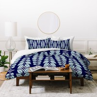 Heather Dutton Cortlan Navy Yard Duvet Cover