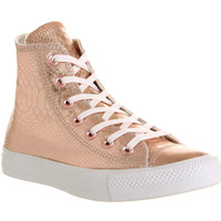 Converse Converse All Star Hi Rose Gold Snake - Unisex Sports