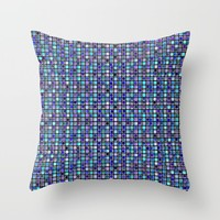 mozaik Throw Pillow by Trebam | Society6