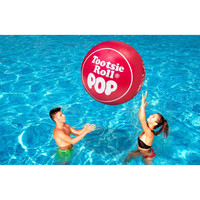 Tootsie Pop Gigantic Beach Ball Float