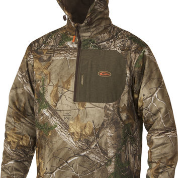 Drake Men's Non-Typical Endurance 1/4 Zip Hoodie with Agion
