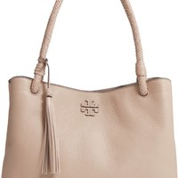 Tory Burch Taylor Triple-Compartment Leather Tote | Nordstrom