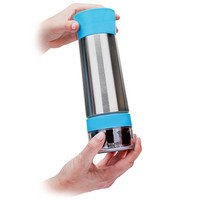 The Flavor Infusing Water Bottle