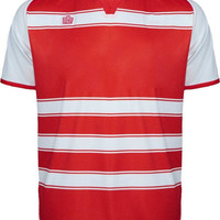 Admiral Men's Reading Soccer Jersey -- Scarlet/White