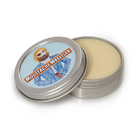 Moustache Wrestler Styling Wax Silver One