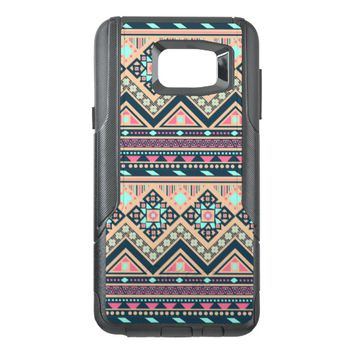 Colorful Abstract Aztec Tribal Pattern Geometric OtterBox Samsung Note 5 Case