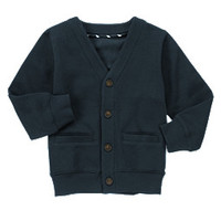 Uniform Pocket Cardigan