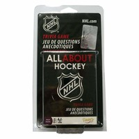 All About Trivia Card Game - NHL