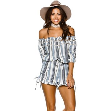 ROXY ANTHEM ROMPER