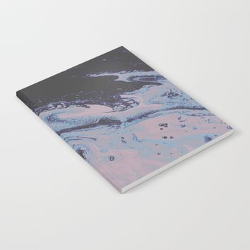 Cold Shoulder Notebook by DuckyB