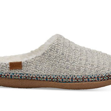 BIRCH SWEATER KNIT WOMEN'S IVY SLIPPERS