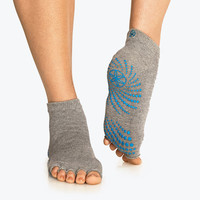 Toeless Yoga Socks - Yoga Clothing & Accessories - Gaiam