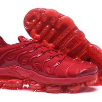 Air VaporMax TN 2018 Plus Red Sport Shoe 40-45