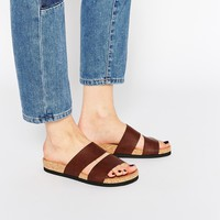 Monki Double Strap Slider