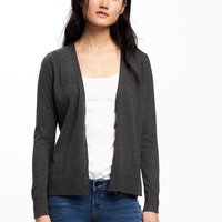 Button-Front Cardi for Women   Old Navy