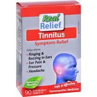 Homeolab Usa Tinnitus Symptom Relief - 90 Tablets