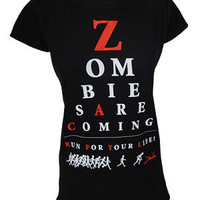 Zombie Sight T-Shirt - Darkside Clothing