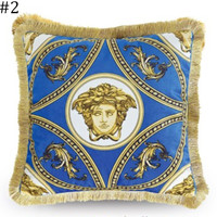Versace 2018 new street fashion hipster living room sofa pillow F0933-1 #2