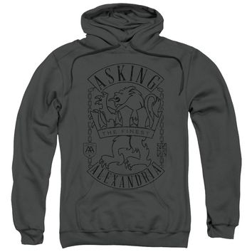 Asking Alexandria - The Finest Adult Pull Over Hoodie