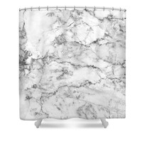 Marble Walls - Shower Curtain