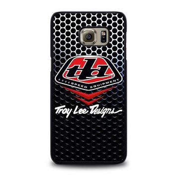 troy lee design samsung galaxy s6 edge plus case cover  number 1