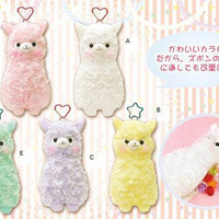 25cm Alpacasso Make-up Pouch from Alpacasso & Fandom Sales
