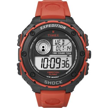 Timex Expedition Vibe Shock Watch - Flame Red [T49984]