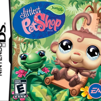 Littlest Pet Shop Jungle