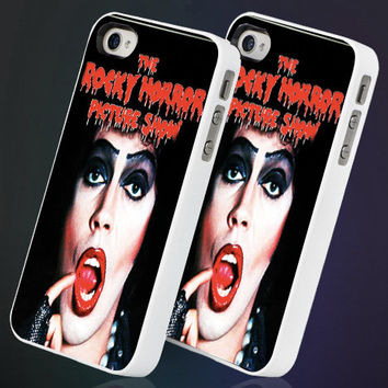 Adorable Frank n Furter - iPhone 4 iPhone 5/5s/5c, Samsung S3/S4,Blackberry Z10,HTC One,HTC One X,Samsung Note2,Hard Plastic/ Rubber Case