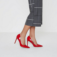 Red patent pumps - Shoes - Shoes & Boots - women