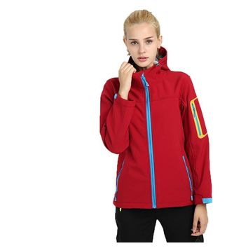 Women's Waterproof/Windproof Lightweight Softshell Jacket (3 colors available)