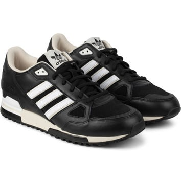 adidas Originals Core Black/Ftwr White/Bone ZX 750 Sneakers | HYPEBEAST Store.