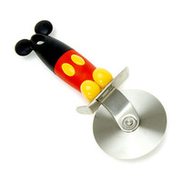 Disney Mickey Mouse Pizza Cutter Utensil | Disney Store