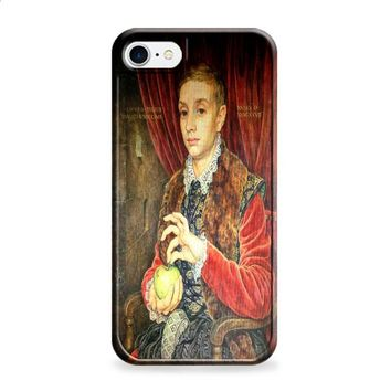 Boy With Apple Grand Budapest Hotel 1 iPhone 6 | iPhone 6S case