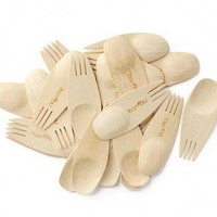 Bambu Veneerware Spork Set