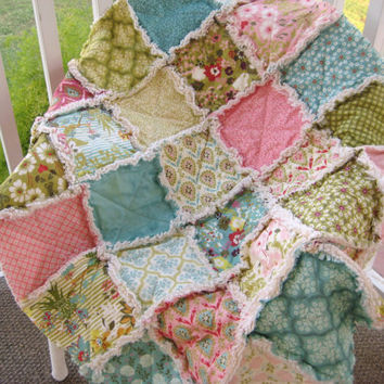 Best Shabby Rag Quilt Products On Wanelo