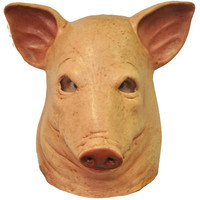 Blood Pig Latex Mask