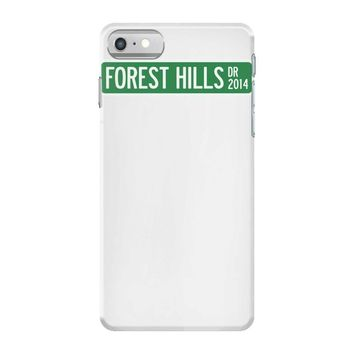j cole forest hills drive logo iPhone 7 Case