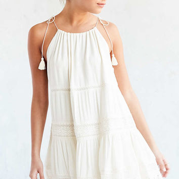 Kimchi Blue La Palma Crochet Swing Dress - Urban Outfitters
